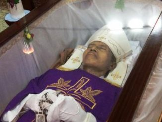Mgr Herman Joseph Sahadat Pandoyoputro OCarm [Dok. Keuskupan Malang]