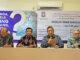 Pengurus VPI dan YTKI dalam konferensi pers.  [Dok. VPI]