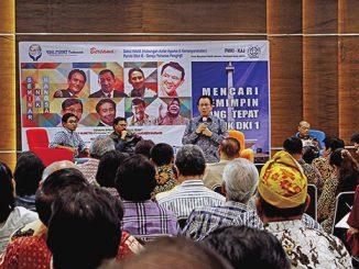 Diskusi Vox Point Indonesia.  [HIDUP/Stefanus P. Elu]